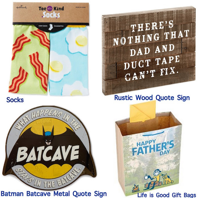 hallmark gifts for dads and graduates