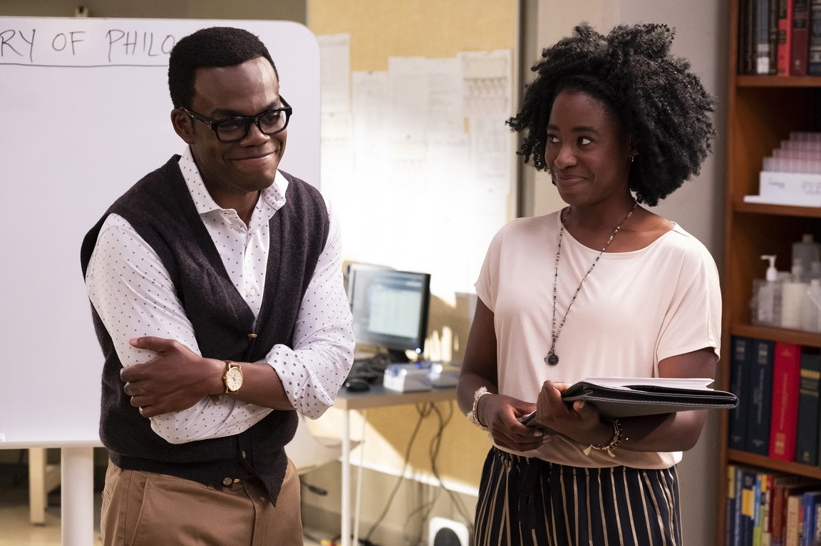 The Good Place - Season 3 Episode 02: The Brainy Bunch