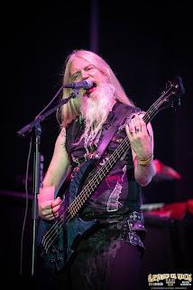 Marco Hietala - Nightwish en Leyendas del Rock 2018