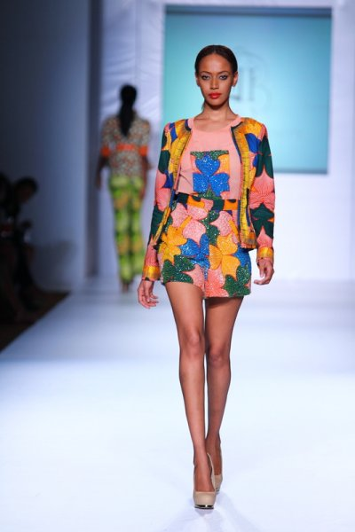 Ciaafrique African Fashion Beauty Style Iconic Invanity Mtn Lagos Fashion And Design Week 2012