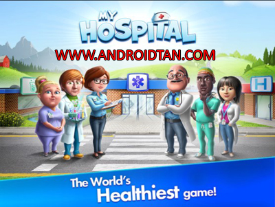 My Hospital Mod Apk v1.1.37 Unlimited Money Coins/Gems Terbaru