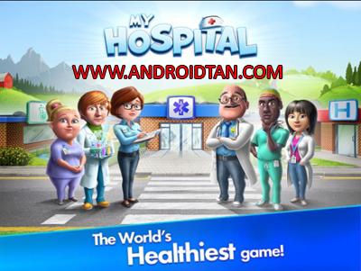 terbaru kepada kalian semua sehingga kalian mempunyai game android yang selalu up to date  My Hospital Mod Apk v1.1.37 Unlimited Money Coins/Gems Terbaru