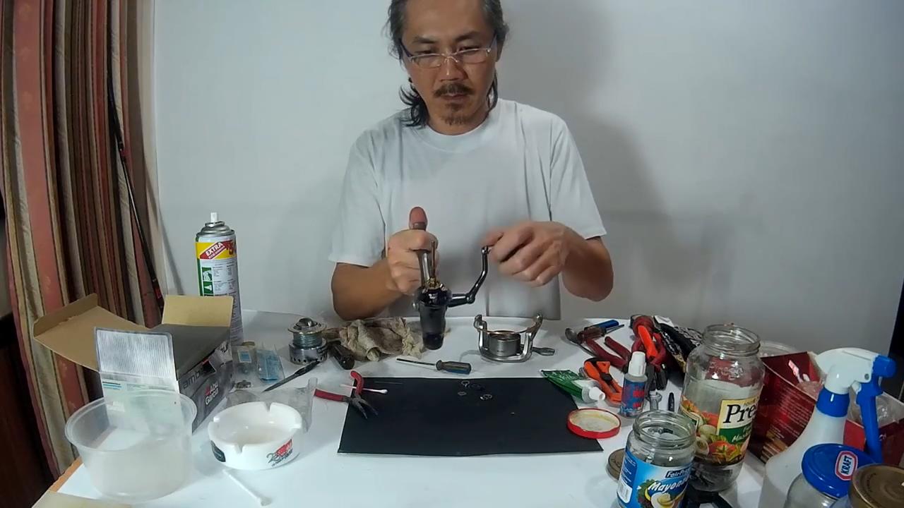 Surecatch Spinning Reel Anti Reverse Easy Fix | FishingAdvNHF