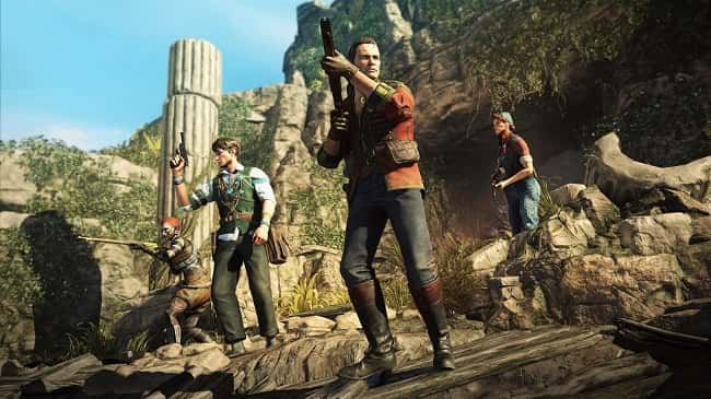 Free Download Strange Brigade CPY Full Version Full Repack FitGirl