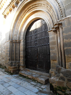 church doors,Baeza