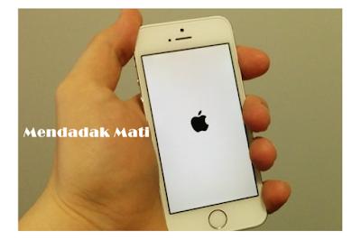 Ciri-ciri Baterai iPhone Mulai Rusak