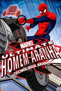 Ultimate Homem-Aranha: Tecnologia Aranha – Dublado