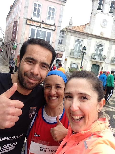 Correr ou praticar running armazem de ideias ilimitada meia-maratona cascais