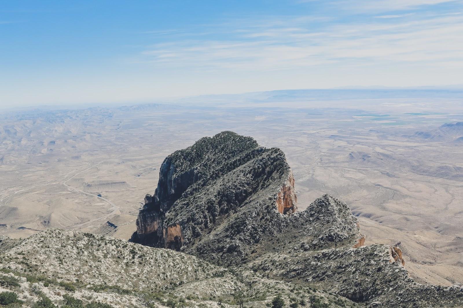 Guadalupe Peak National Park