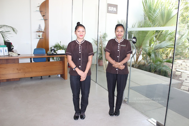 The Therapists - Temple Spa by Tattva