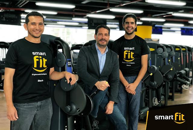 """La cadena de gimnasios líder de latinoamérica en bajo costo y alta calidad """"Smartfit"""" llega a Ecuador"""