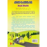 Buku Adab dan Akhlak Anak Sholih HAS