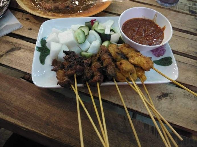 Mencekik kat Kilang Kitchen, Setapak