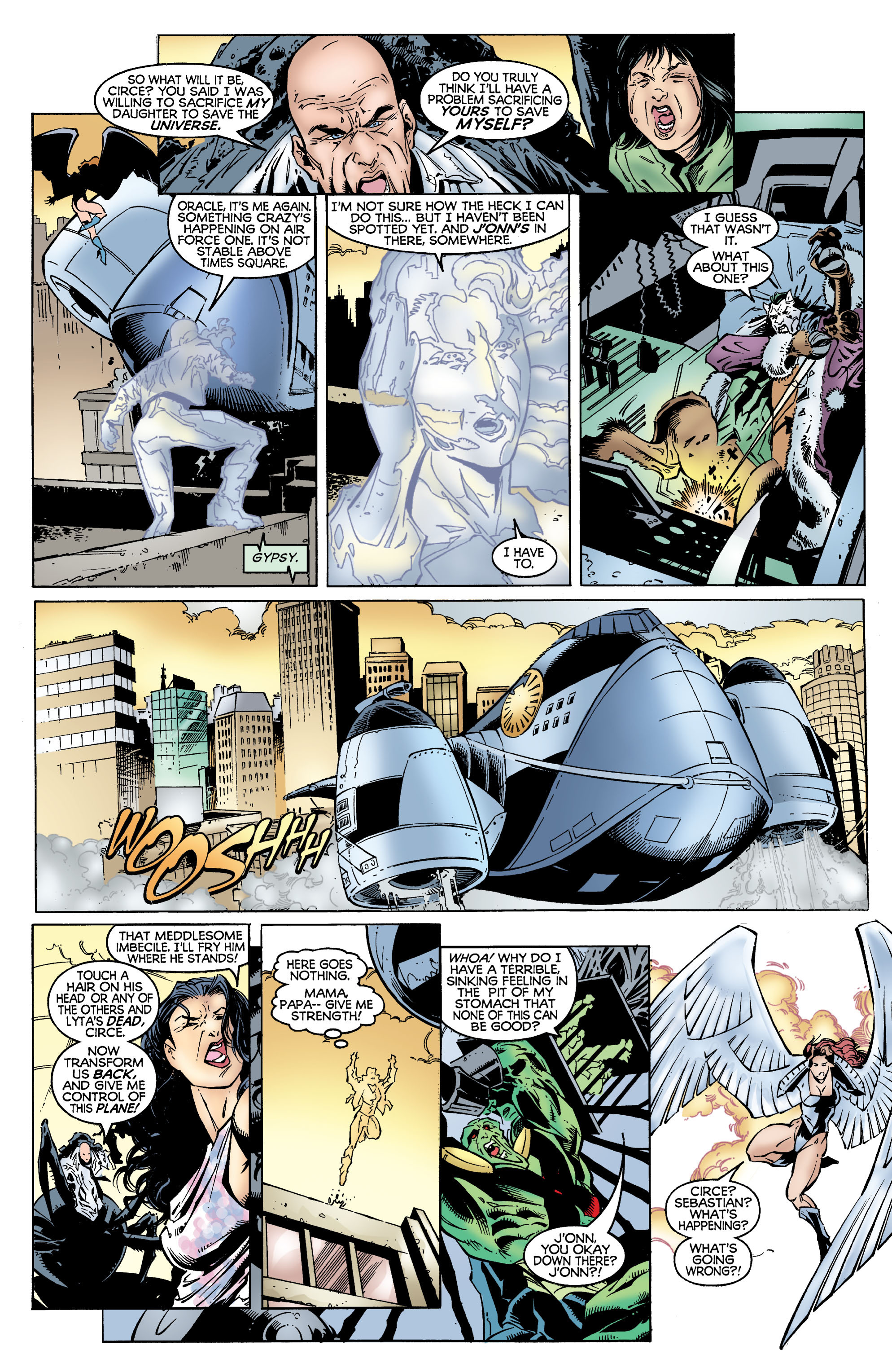 Read online Wonder Woman (1987) comic -  Issue #175 - 28