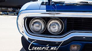 Plymouth GTX Head Lights