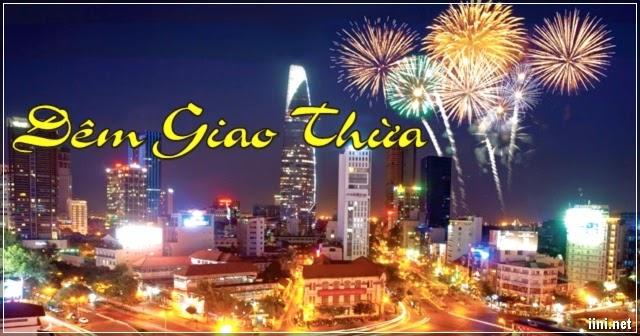 1001 bài thơ Đêm Giao Thừa, tâm trạng chờ đón năm mới