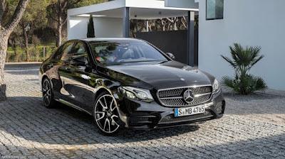 Giới thiệu mẫu xe mới Mercedes-AMG E43 chuẩn bị ra mắt