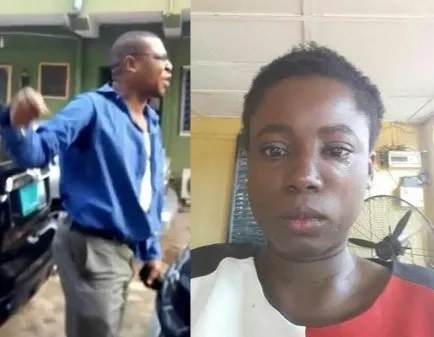 Nigerian Military officer pummels female sickler doctor and breaks her skull