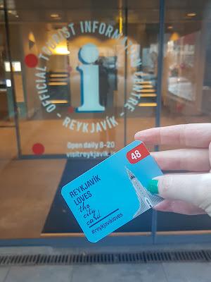 city card reykjavik
