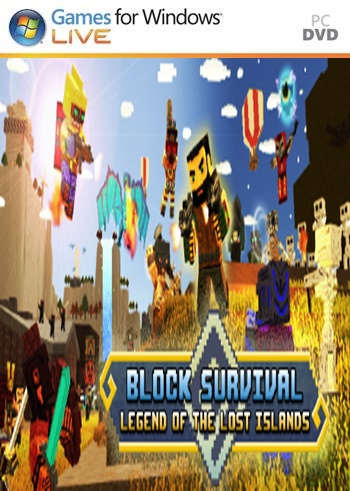 Block Survival: Legend of the Lost Islands PC Full