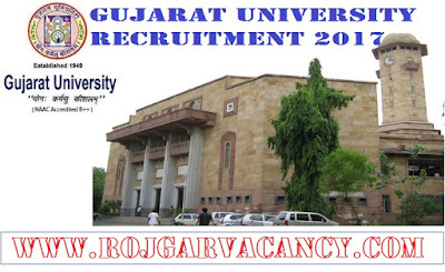 35-professor-associate-professor-Gujarat-University-Recruitment-2017