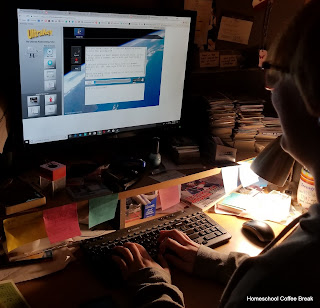 UltraKey Online (A Homeschool Coffee Break Review for the Homechool Review Crew) on Homeschool Coffee Break @ kympossibleblog.blogspot.com