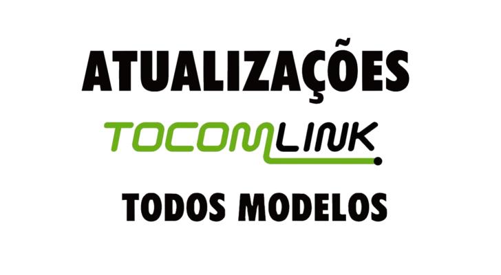 Últimas Atualizações Tocomlink