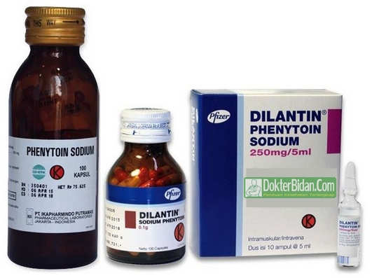 Phenytoin Sodium Obat Anti Epilepsi - Dosis Pemakaian Dan Efek Sampingnya Bagi Kesehatan