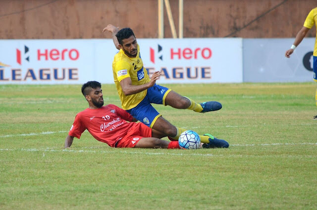 Mumbai FC beat Churchill Brothers SC