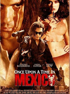 Once Upon a Time in Mexico (2003) : เพชฌฆาตกระสุนโลกันตร์
