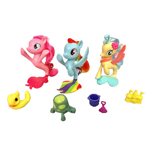 My Little Pony Seapony Collection Set