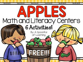 Apple Centers FREEBIE!!