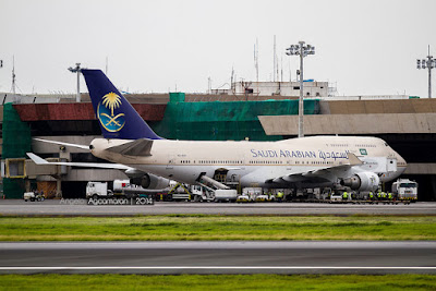 Philippines Tightens Security for Saudi Arabian Airlines Amidst Terror Threat