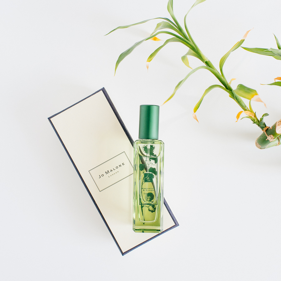 Alex Good-Beautyosaurus Lex-Jo Malone-Review-Perfume-Nasturtium & Clover-Herb Garden-Limited Edition-Spring 2016