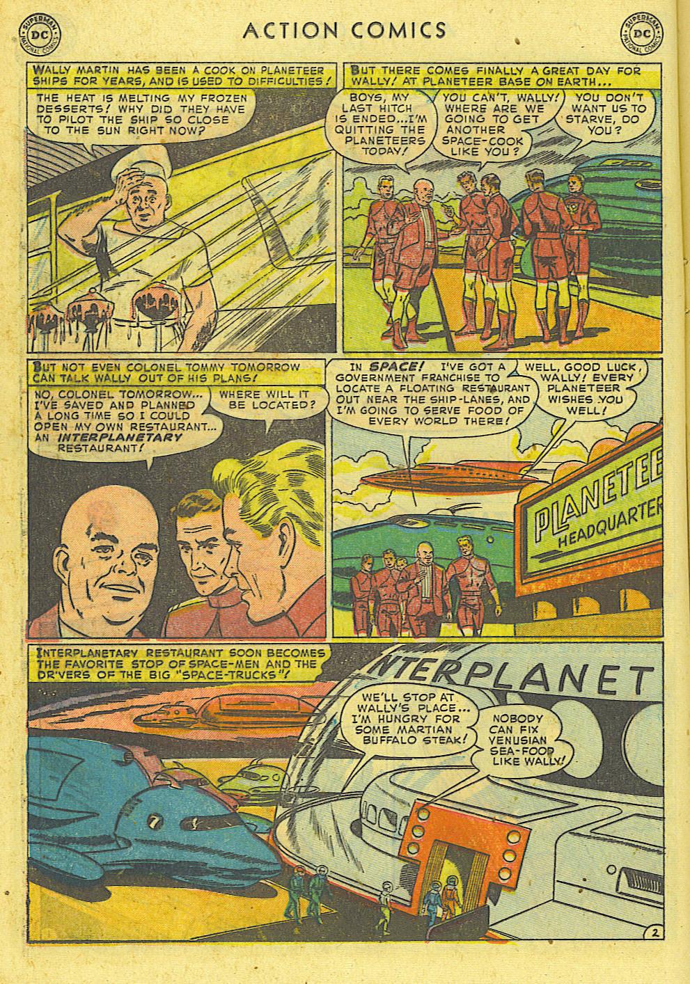 Action Comics (1938) 162 Page 12