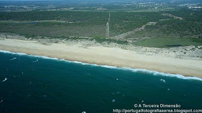Praia do Porto das Carretas