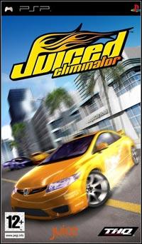 Juiced Eliminator PSP (Español - ISO) [MEGA]