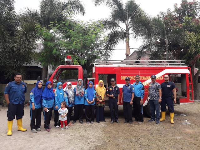 Sd Muhammadiyah 19 Gelar Lomba Mewarnai Sekaligus Sosialisasi Pencegahan Pemadam Kebakaran Duta Nusantara Merdeka