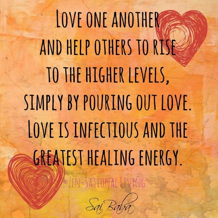 Quotes About Uplifting One Another: Inspirational Picture Quotes...: Love One Another