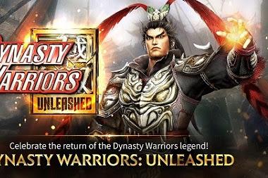 Dynasty Warriors: Unleashed Mod Apk V1.0.19.7 (God Mode/High Damage)