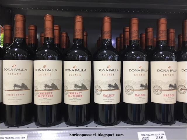 vinho Dona Paula