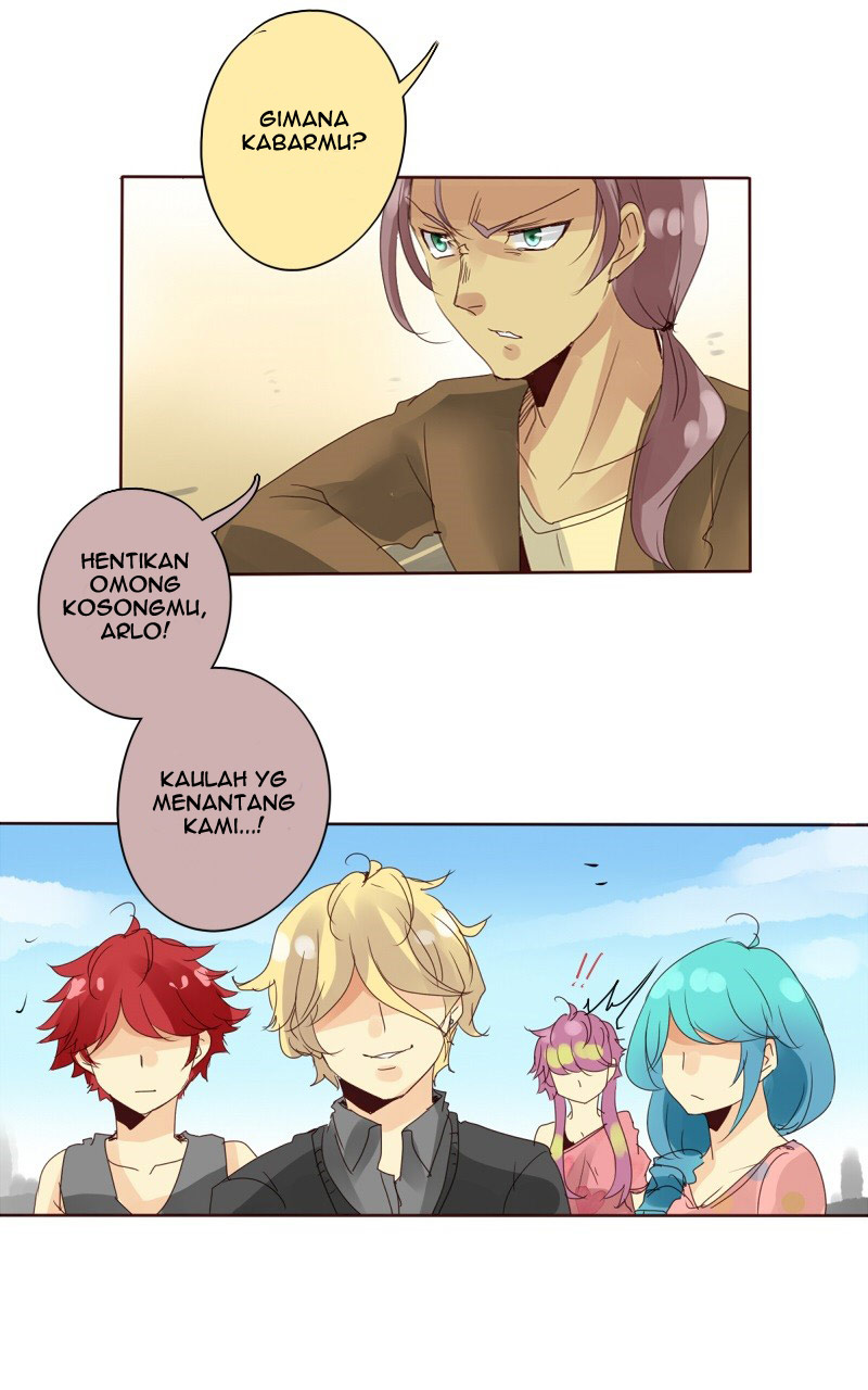 Webtoon UnOrdinary Bahasa Indonesia Chapter 14