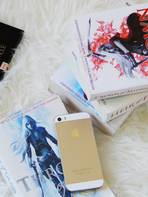 Throne Of Glass Series Discussion | sprinkledpages