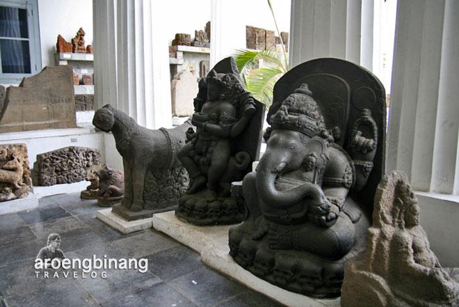 museum nasional indonesia arca ganesha