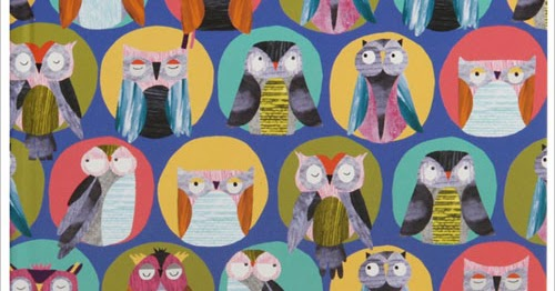 My Owl Barn: Cute Owl Stationery: Paperchase AW 16