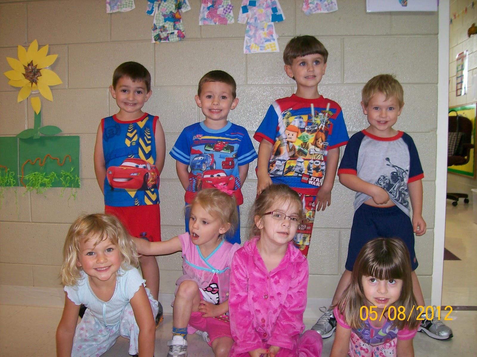 Mrs Vickie S Preschool Class