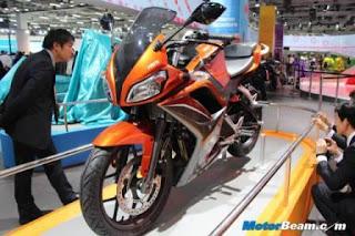 Hero MotoCorp beli EBR untuk proyek motor premium