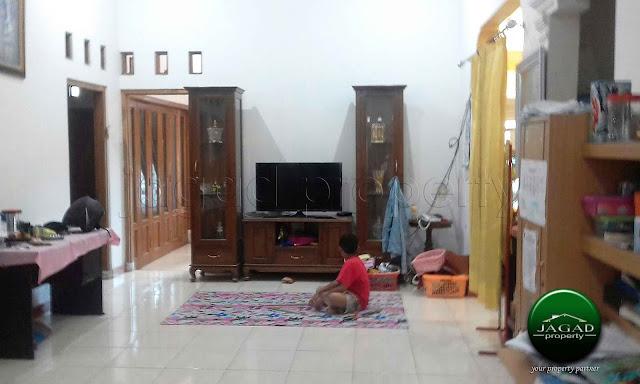 Rumah tepi jalan dekat RSUD Kota Jogja