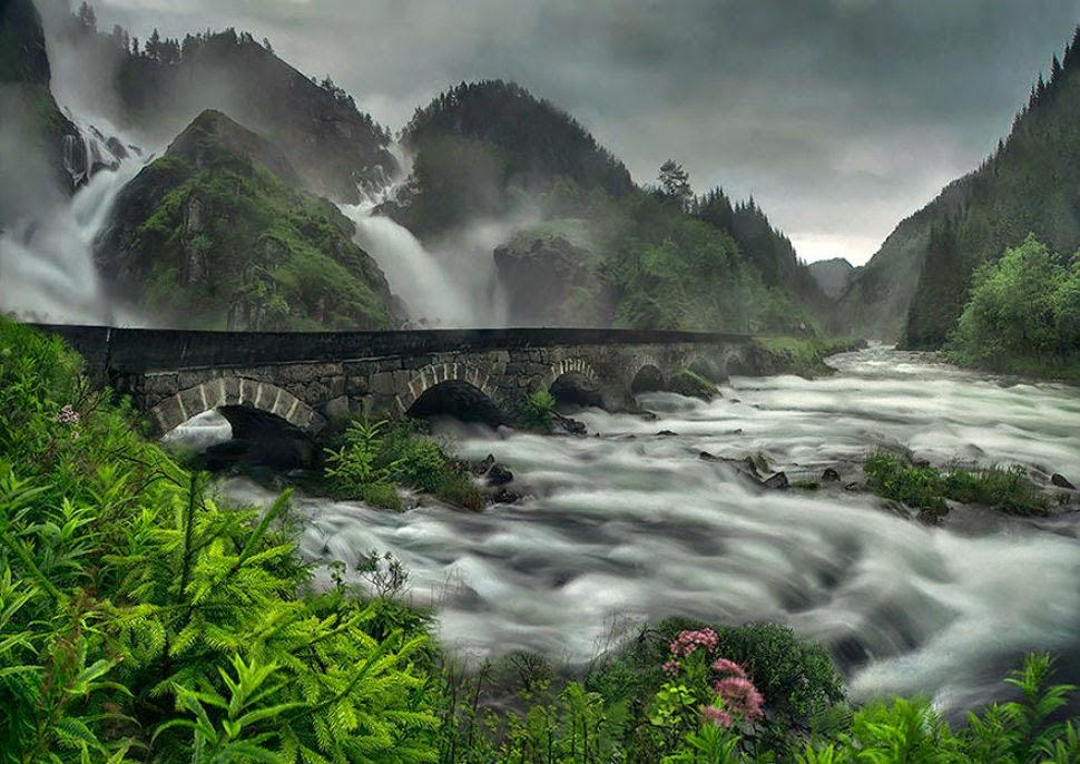 أجمل عشرة جسور حول العالم
