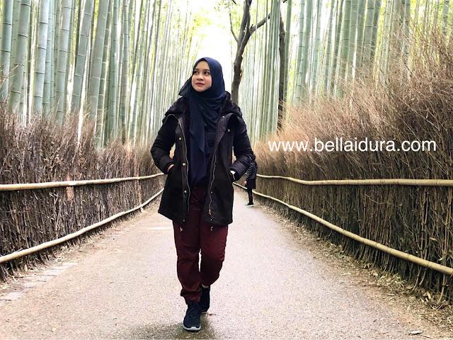 bella idura, blogger travel, bercuti ke jepun, tips ke jepun, tempat menarik di jepun